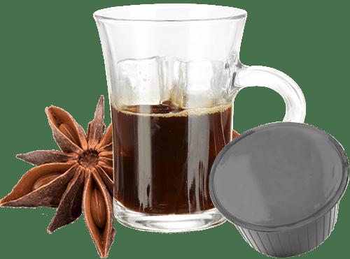 10 capsule Caffè Freddo al Sambuco compatibili Nescafé Dolce Gusto