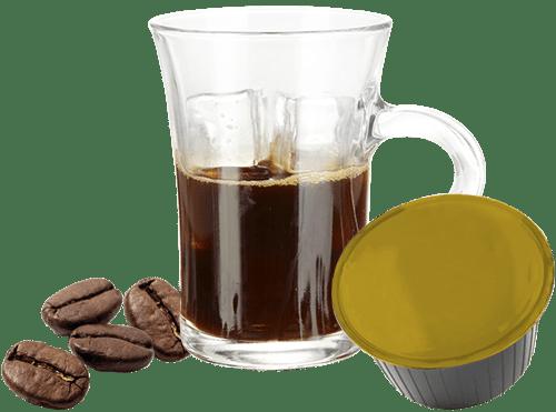 10 capsule Caffè Freddo Intenso compatibili Nescafé Dolce Gusto